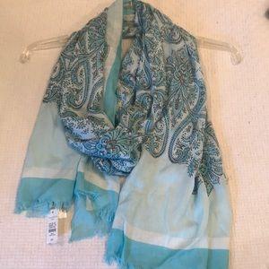Talbots NWT scarf